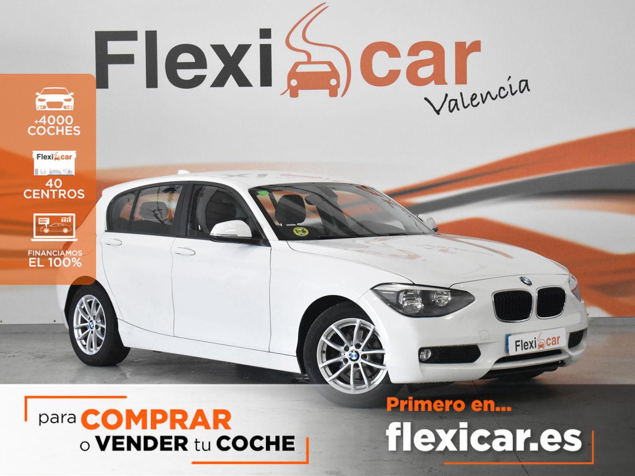 BMW Serie 1 ocasión segunda mano 2012 Diésel por 9.990€ en Barcelona