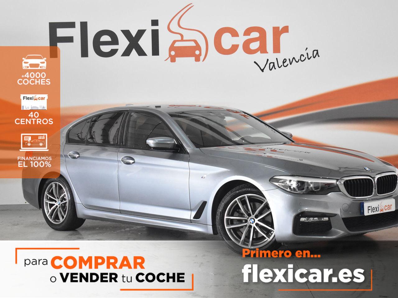 BMW Serie 5 ocasión segunda mano 2017 Diésel por 37.490€ en Barcelona