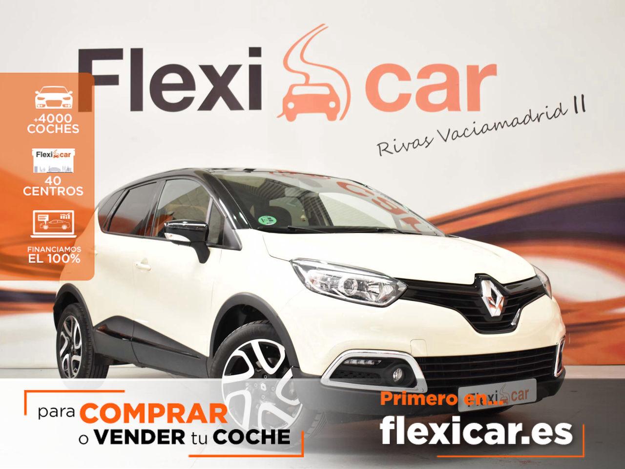 Renault Captur ocasión segunda mano 2016 Diésel por 12.990€ en Huelva