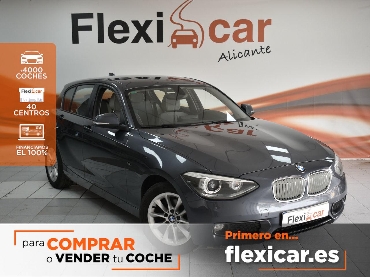 BMW Serie 1 ocasión segunda mano 2012 Diésel por 8.990€ en Barcelona