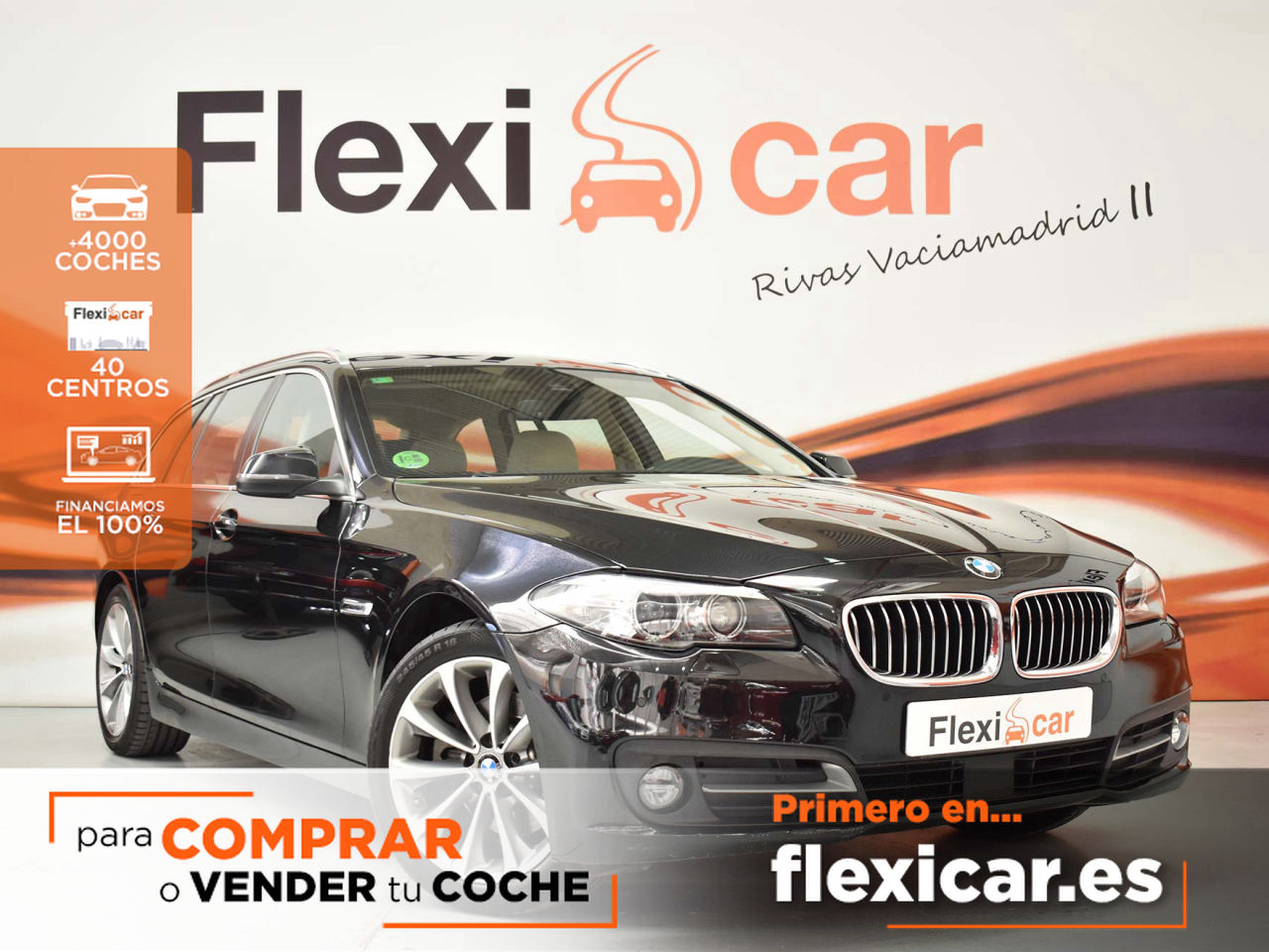 BMW Serie 5 ocasión segunda mano 2016 Diésel por 21.990€ en Huelva