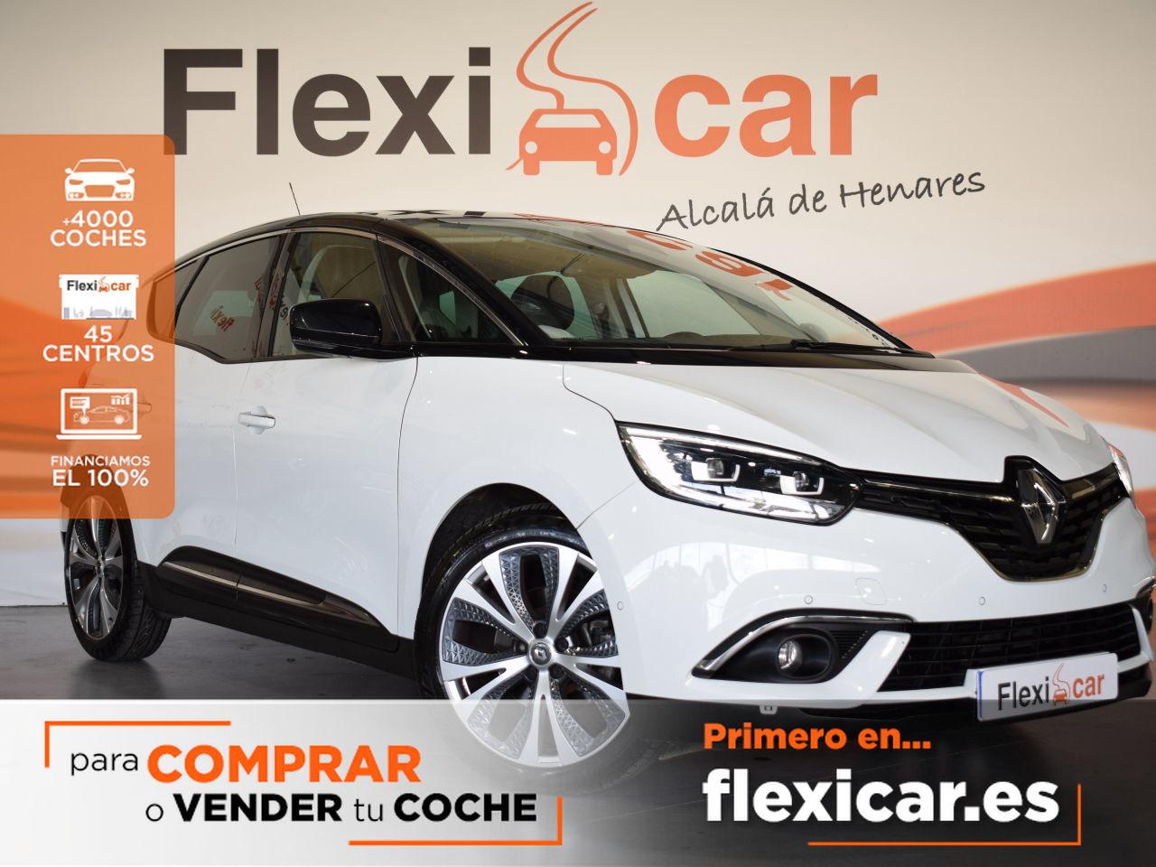 Renault Scénic ocasión segunda mano 2018 Diésel por 19.790€ en Madrid