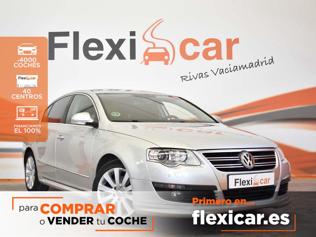 Volkswagen Passat ocasión segunda mano 2009 Diésel por 6.990€ en Huelva