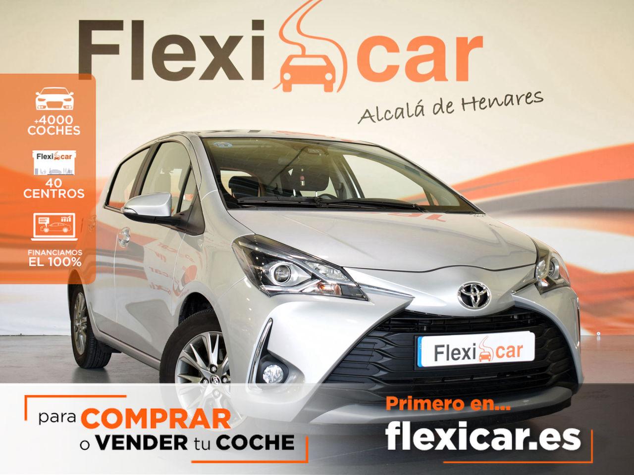 Toyota Yaris ocasión segunda mano 2019 Gasolina por 11.490€ en Madrid