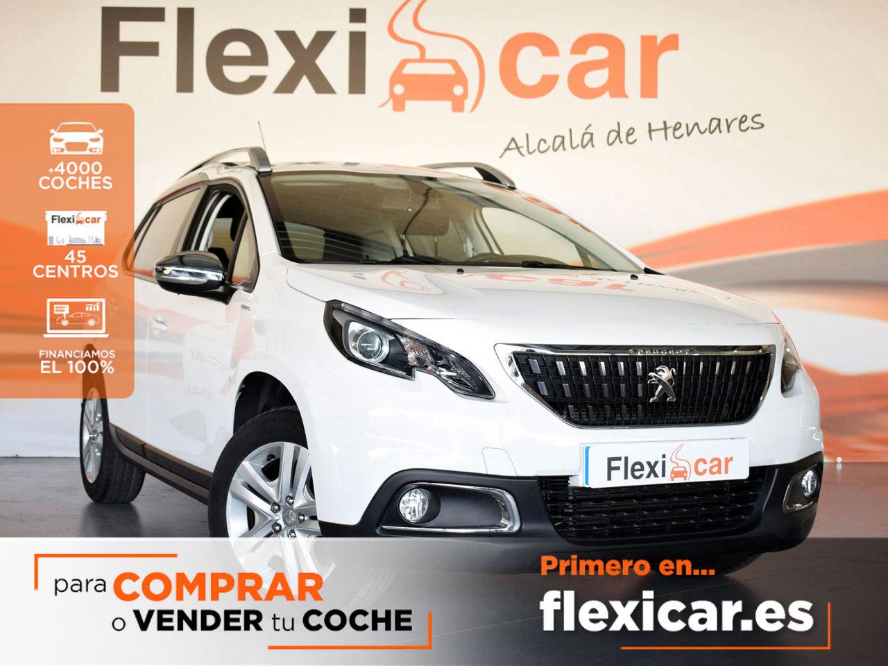 Peugeot 2008 ocasión segunda mano 2018 Diésel por 15.990€ en Madrid