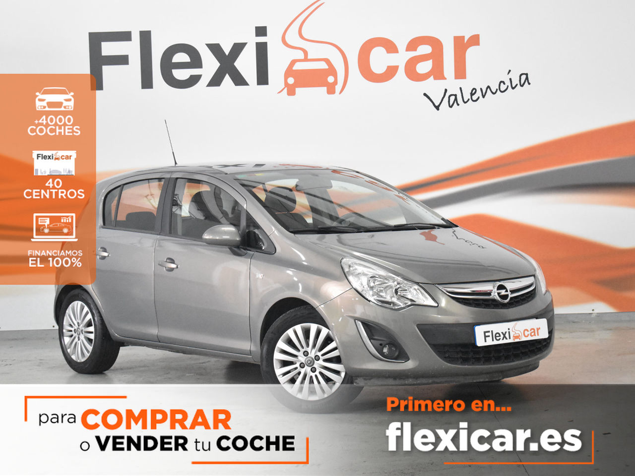 Opel Corsa ocasión segunda mano 2013 Diésel por 7.990€ en Barcelona