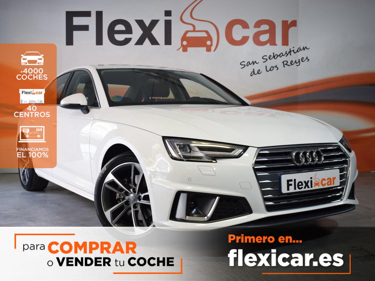 Audi A4 ocasión segunda mano 2019 Híbrido por 35.990€ en Madrid