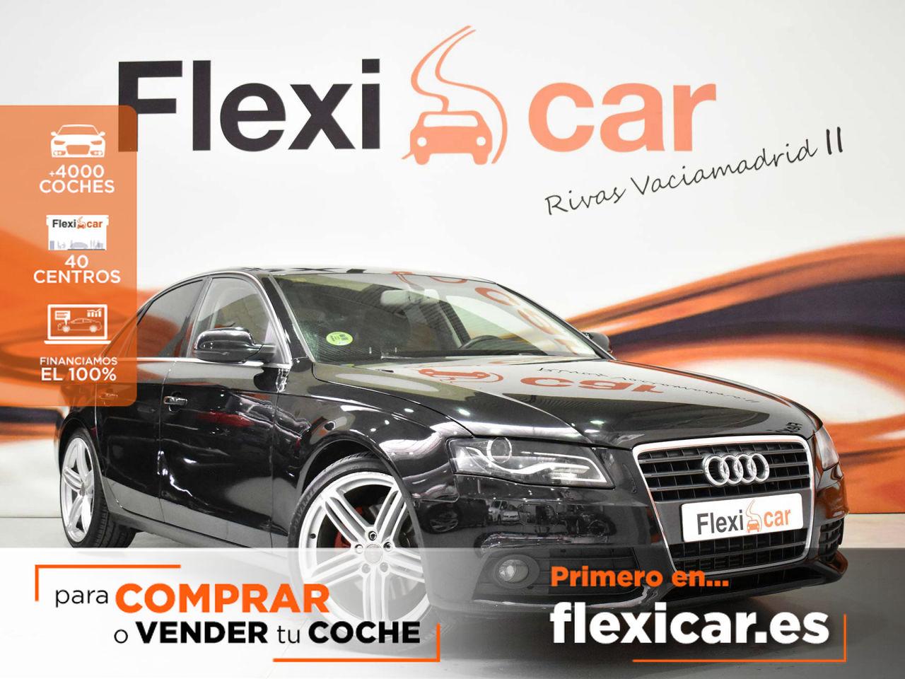 Audi A4 ocasión segunda mano 2012 Diésel por 13.990€ en Huelva