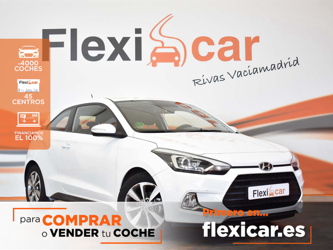 Hyundai i20 ocasión segunda mano 2015 Gasolina por 8.990€ en Huelva