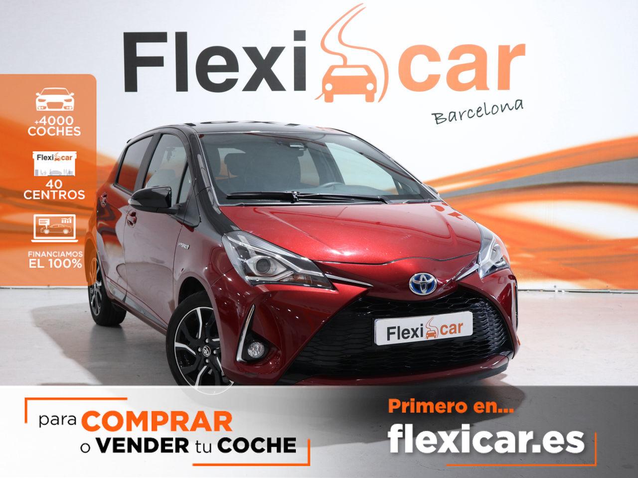 Toyota Yaris ocasión segunda mano 2018 Híbrido por 14.490€ en Barcelona