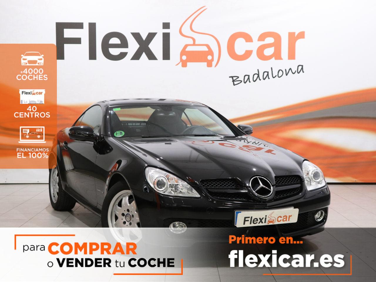 Mercedes Benz Clase SLK ocasión segunda mano 2008 Gasolina por 13.990€ en Barcelona