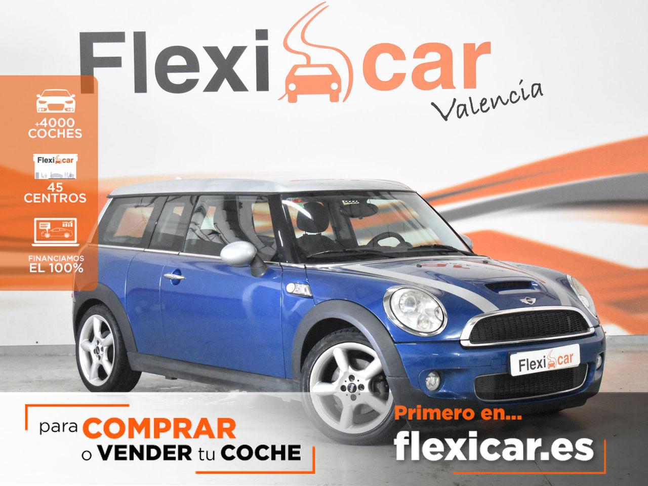 Mini Clubman ocasión segunda mano 2007 Gasolina por 7.990€ en Barcelona
