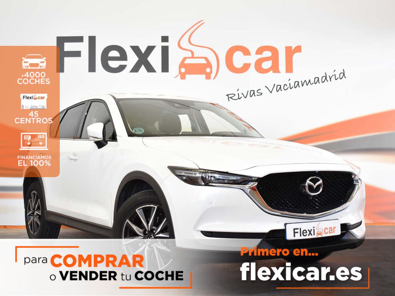 Mazda CX-5 ocasión segunda mano 2019 Diésel por 25.490€ en Huelva