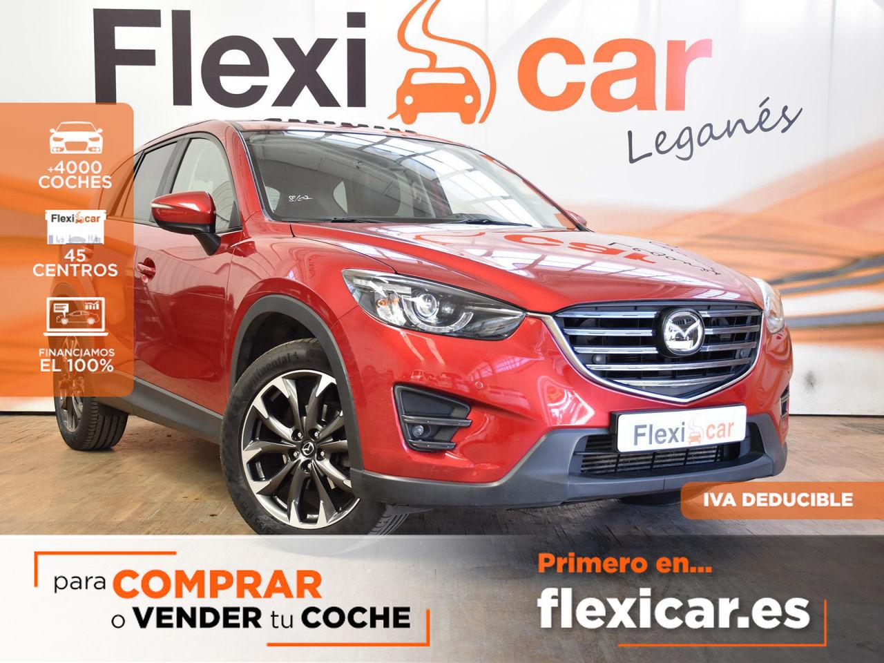 Mazda CX-5 ocasión segunda mano 2016 Diésel por 19.990€ en Madrid