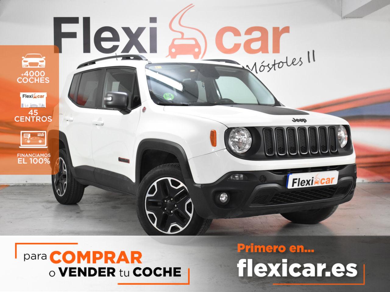 Jeep Renegade ocasión segunda mano 2016 Diésel por 16.500€ en Madrid