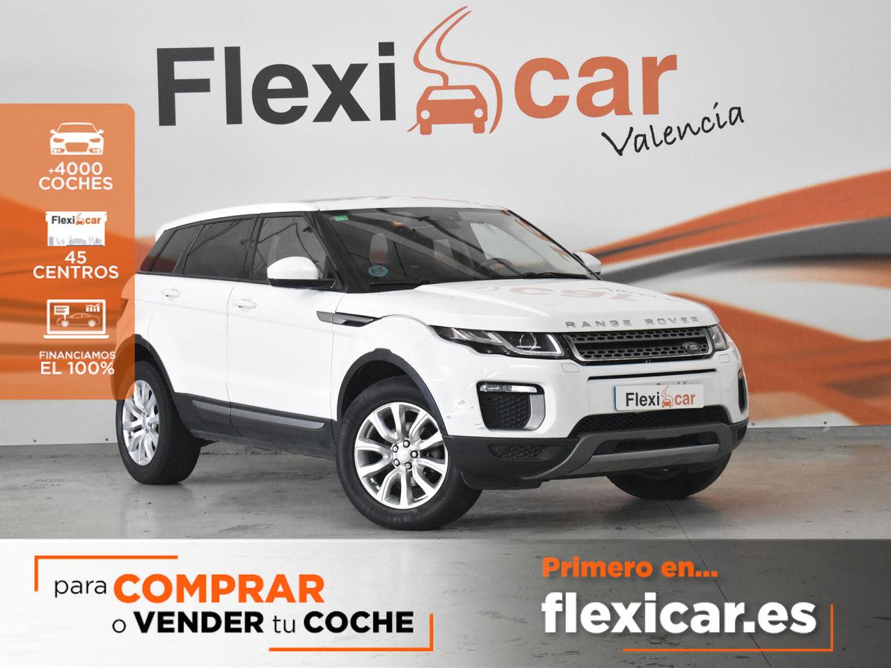 Land Rover Range Rover Evoque ocasión segunda mano 2016 Diésel por 22.990€ en Barcelona