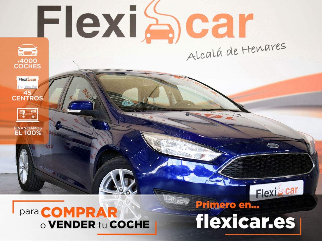 Ford Focus ocasión segunda mano 2018 Gasolina por 11.490€ en Madrid