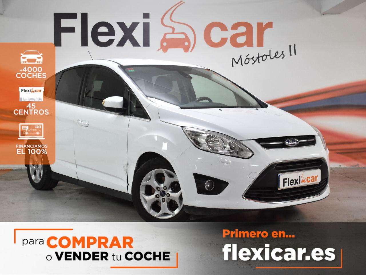 Ford C Max ocasión segunda mano 2011 Diésel por 6.990€ en Madrid
