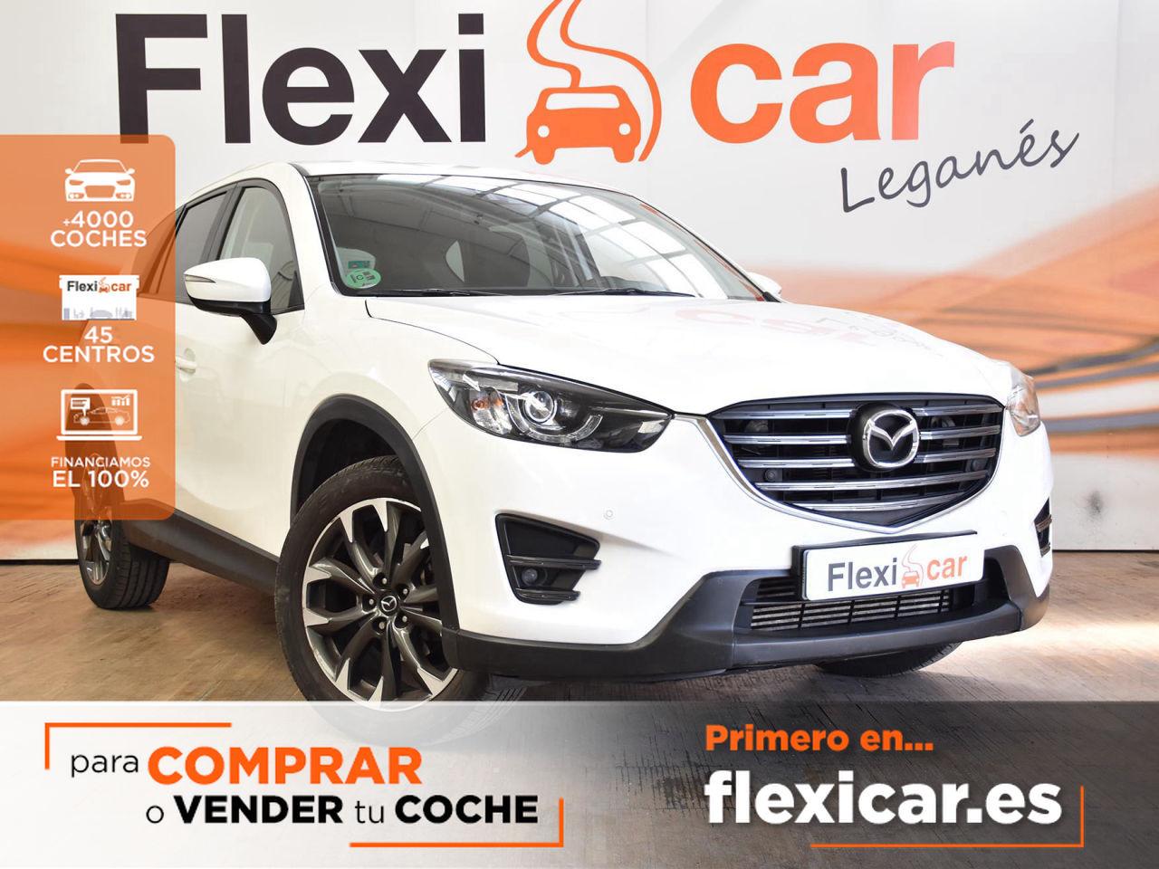 Mazda CX-5 ocasión segunda mano 2016 Diésel por 16.990€ en Madrid