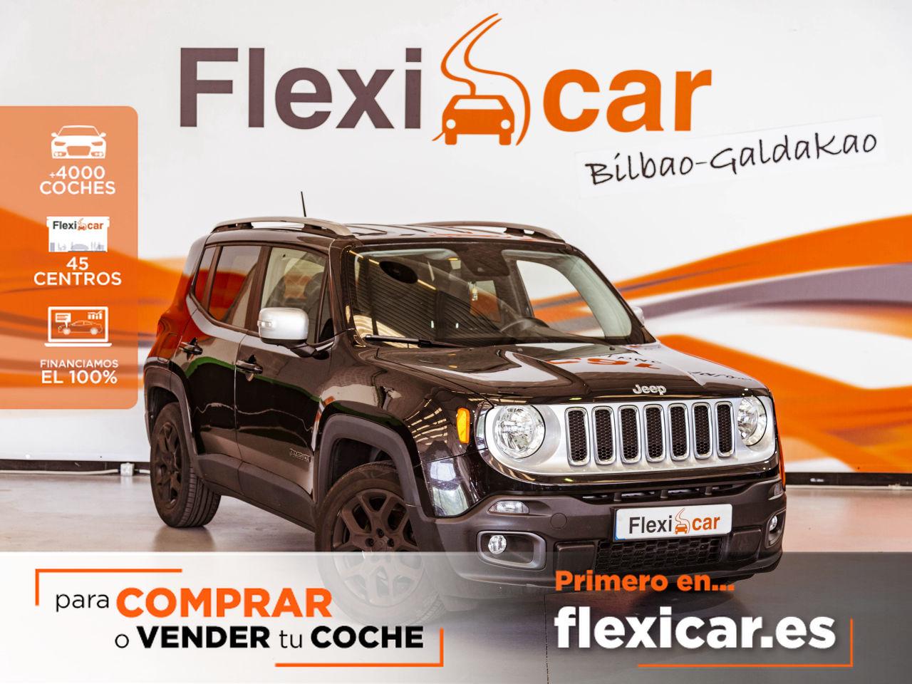 Jeep Renegade ocasión segunda mano 2015 Diésel por 13.990€ en Barcelona