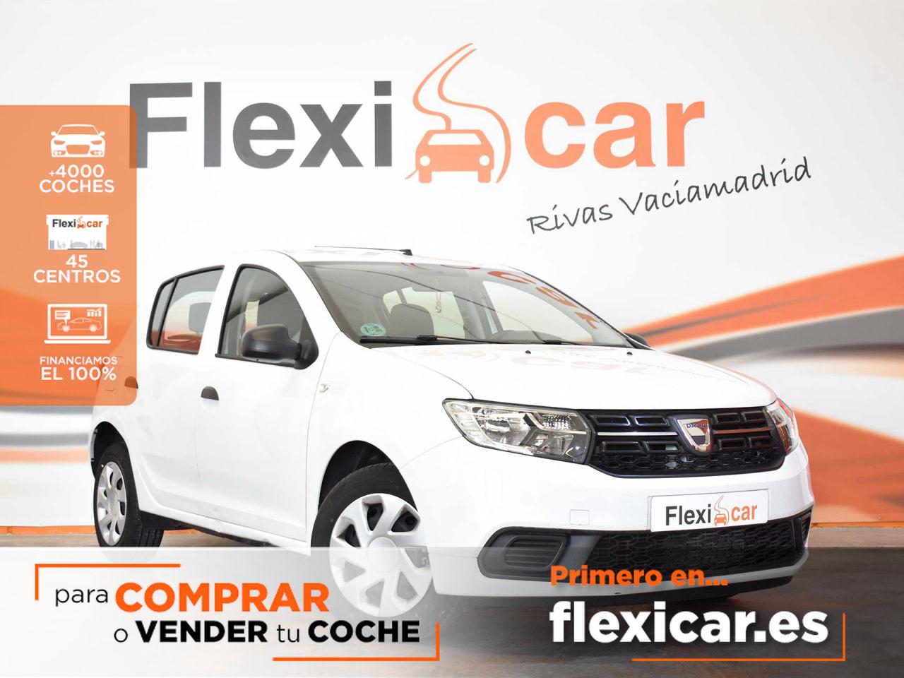 Dacia Sandero ocasión segunda mano 2019 Gasolina por 9.490€ en Huelva