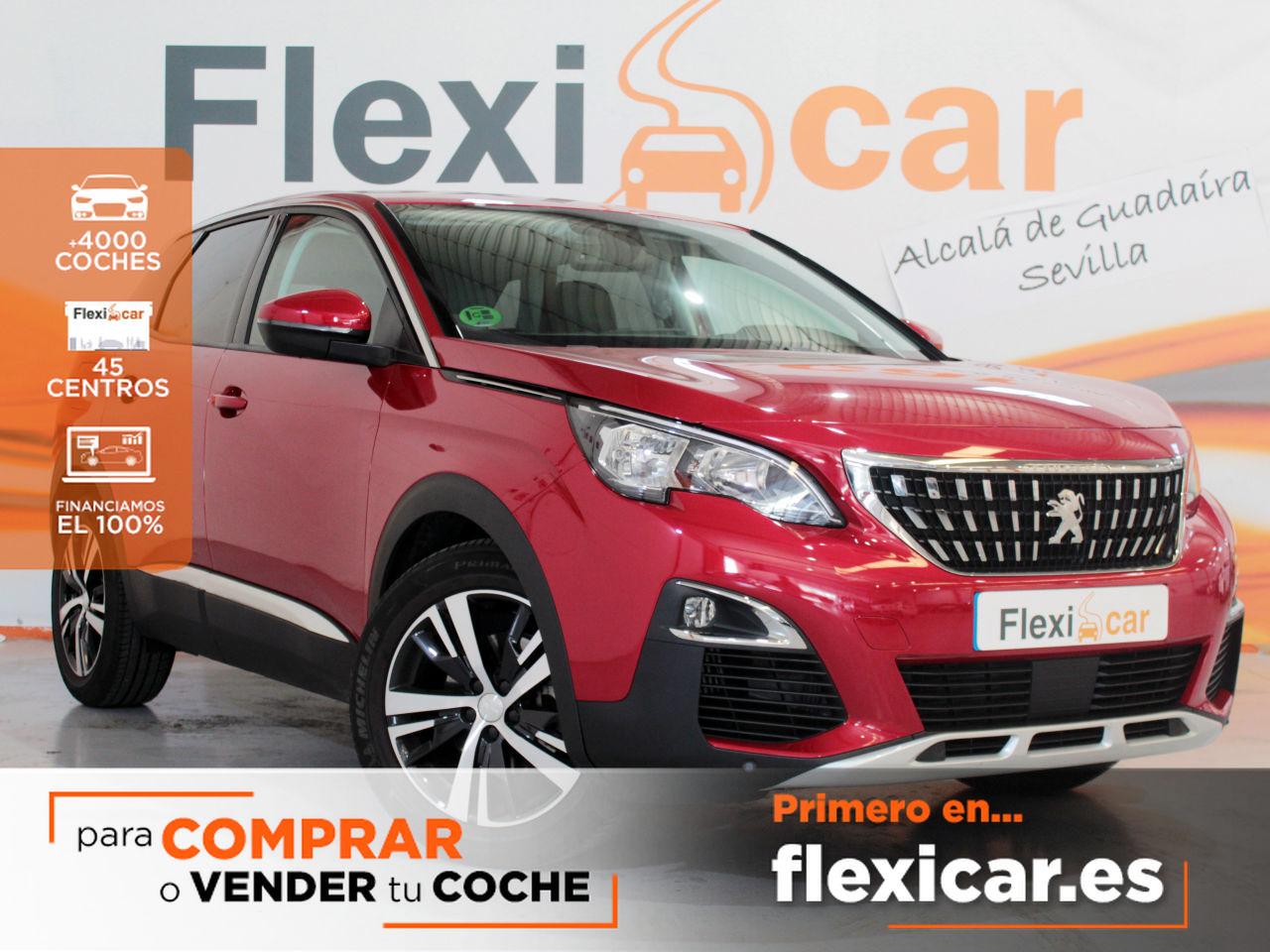 Peugeot 3008 ocasión segunda mano 2018 Gasolina por 23.990€ en Barcelona