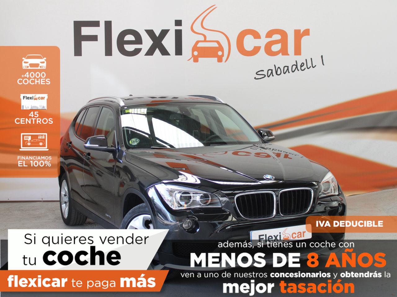 BMW X1 ocasión segunda mano 2015 Diésel por 17.490€ en Barcelona