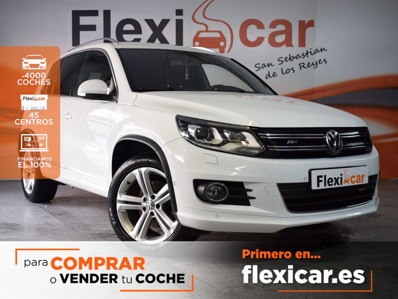 Volkswagen Tiguan ocasión segunda mano 2015 Diésel por 19.990€ en Madrid
