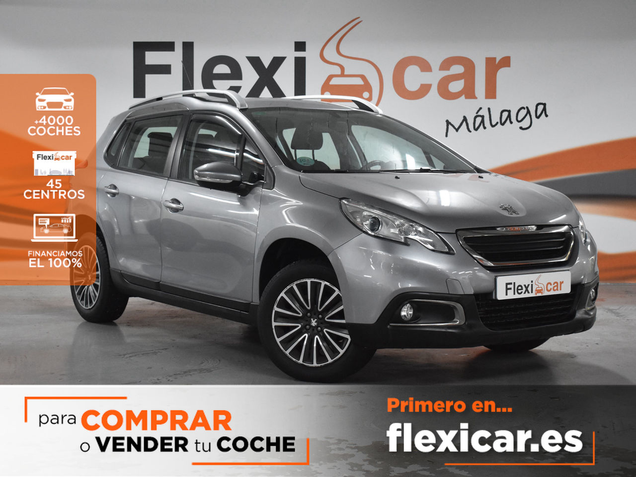 Peugeot 2008 ocasión segunda mano 2016 Gasolina por 11.990€ en Barcelona