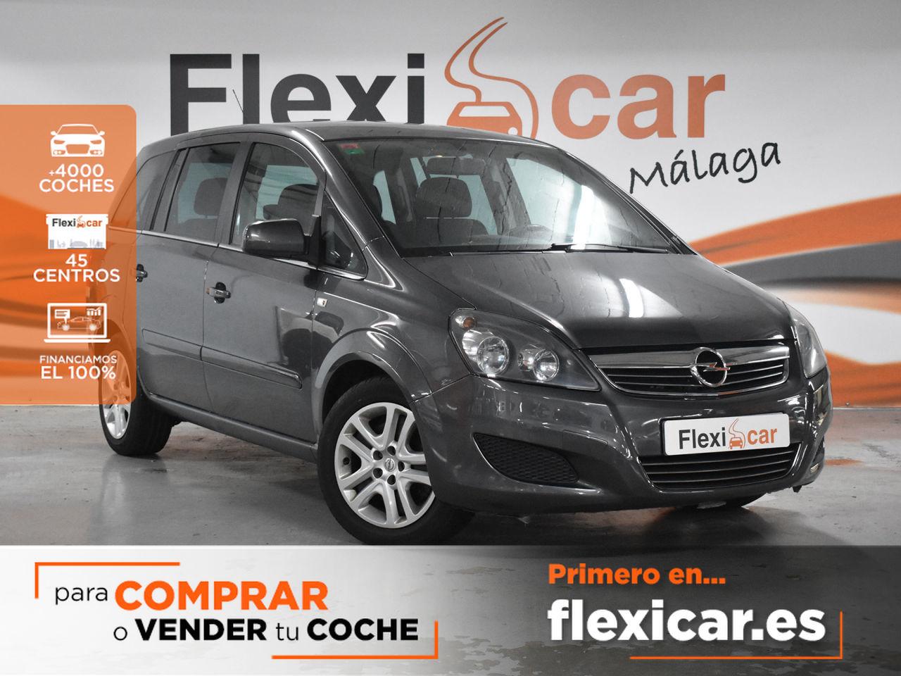 Opel Zafira ocasión segunda mano 2011 Diésel por 6.990€ en Barcelona