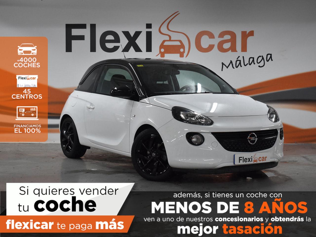 Opel Adam ocasión segunda mano 2017 Gasolina por 9.990€ en Barcelona
