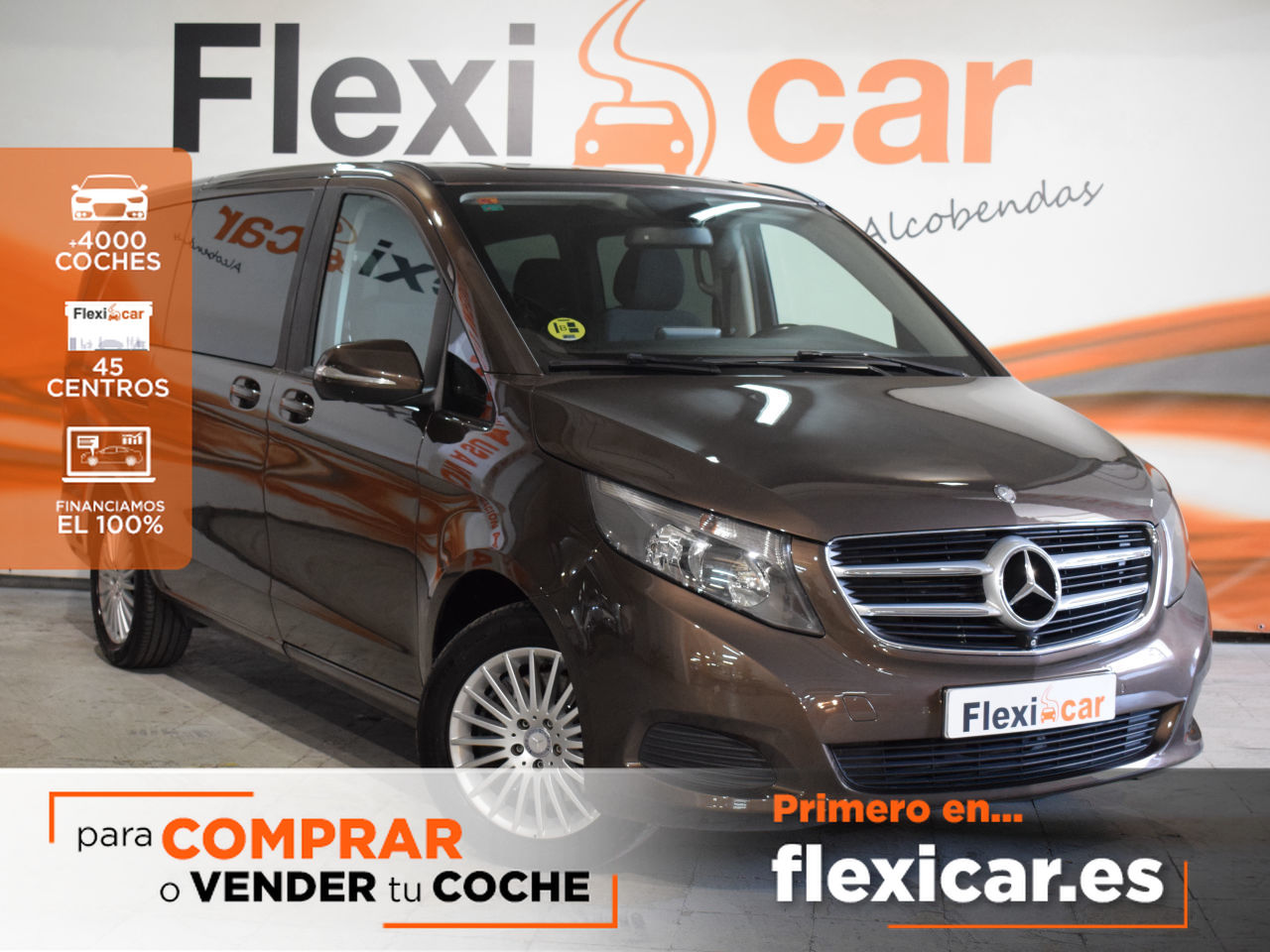 Mercedes Benz Clase V ocasión segunda mano 2014 Diésel por 30.990€ en Madrid
