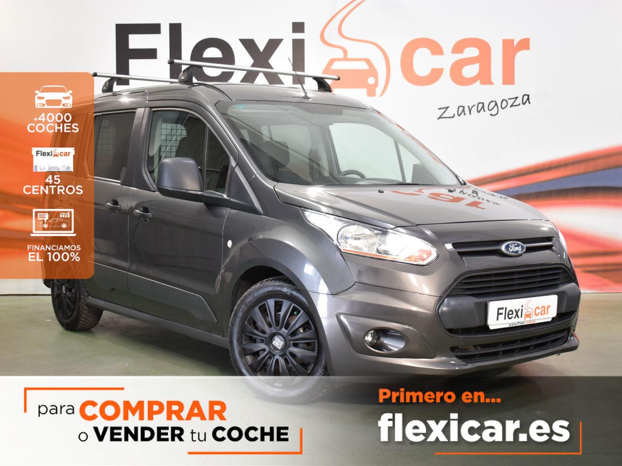 Ford Transit Connect ocasión segunda mano 2015 Diésel por 9.990€ en Barcelona