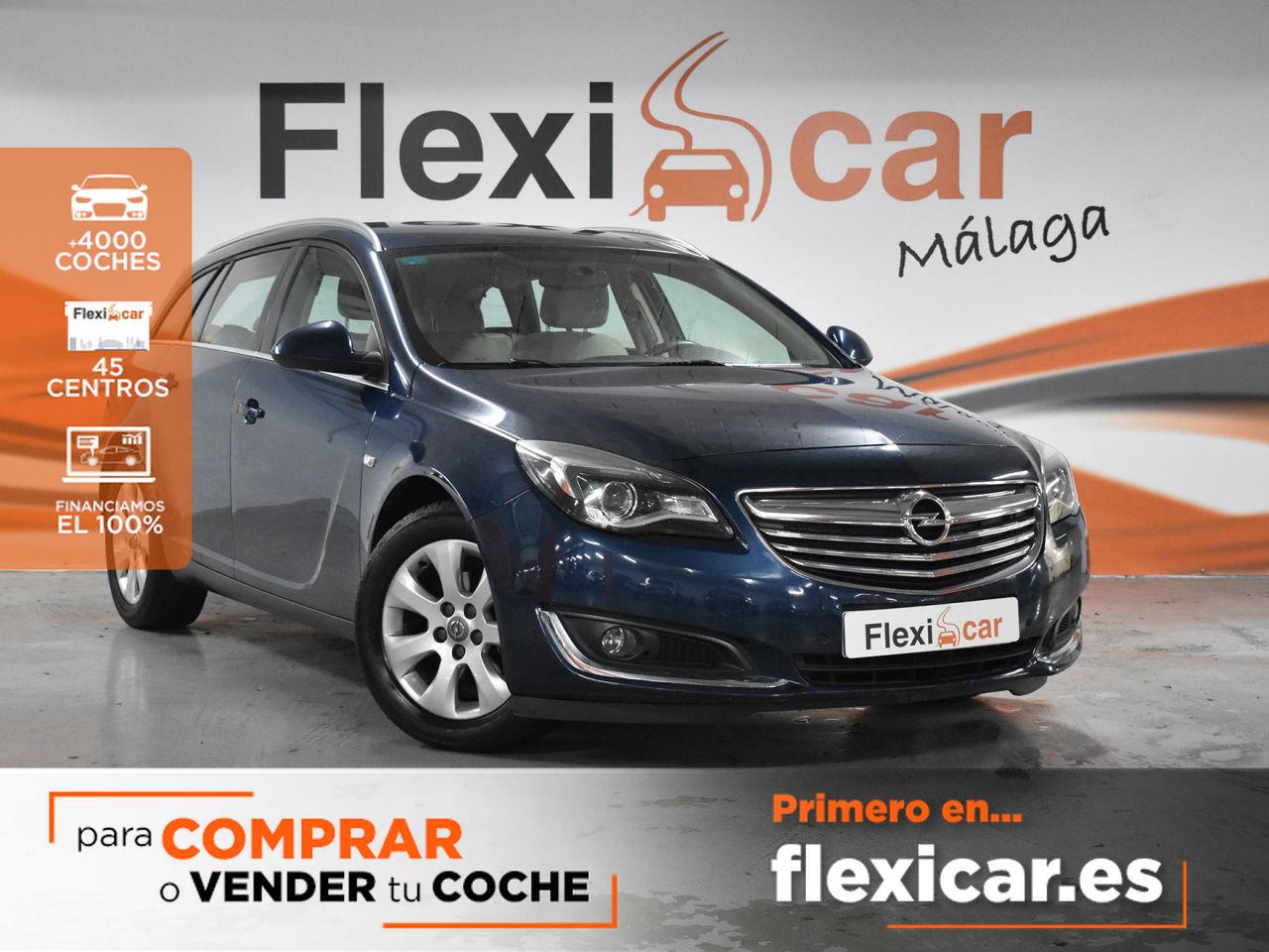 Opel Insignia  ocasión segunda mano 2014 Diésel por 9.990€ en Barcelona