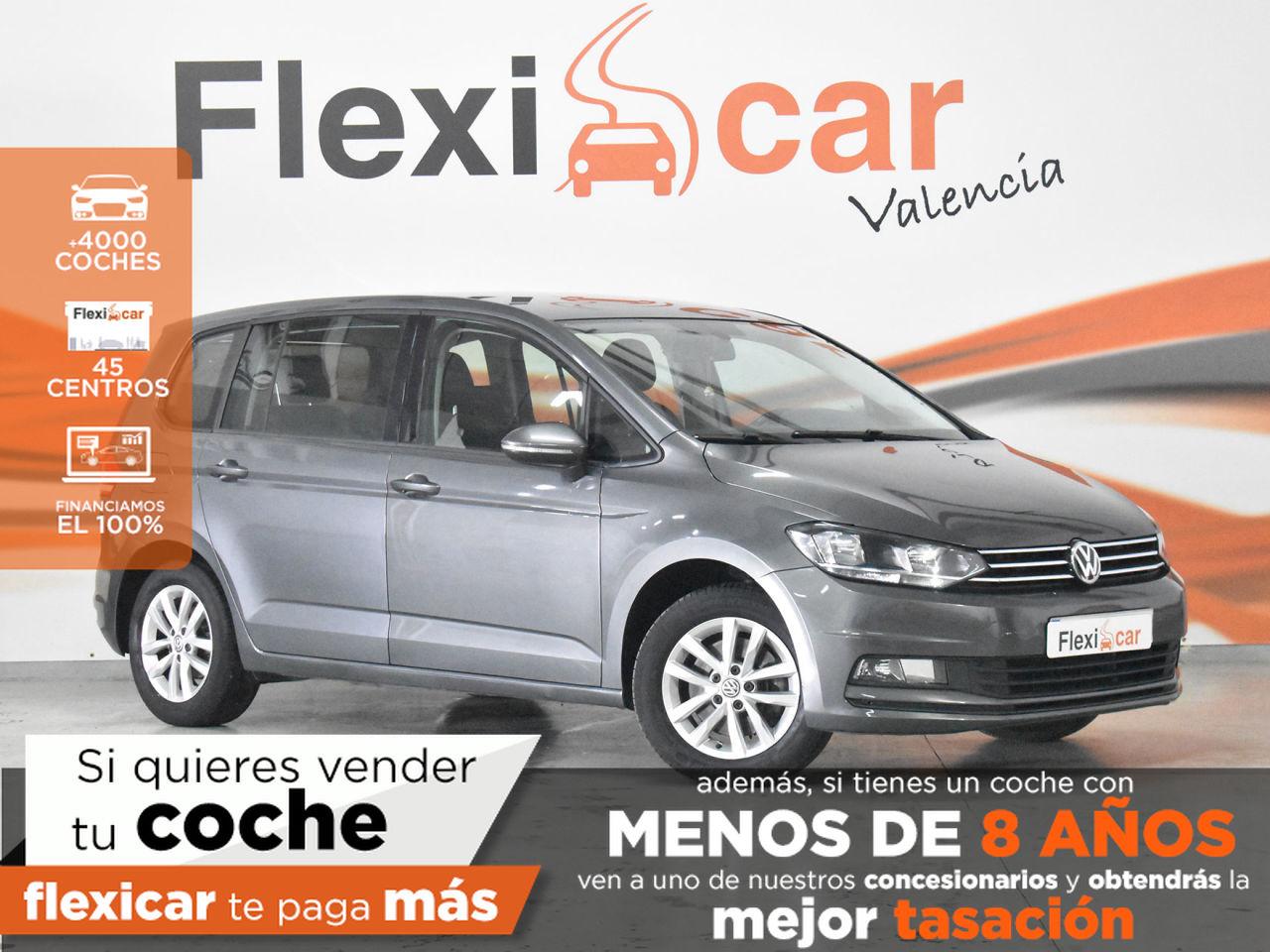 Volkswagen Touran ocasión segunda mano 2016 Diésel por 17.990€ en Barcelona