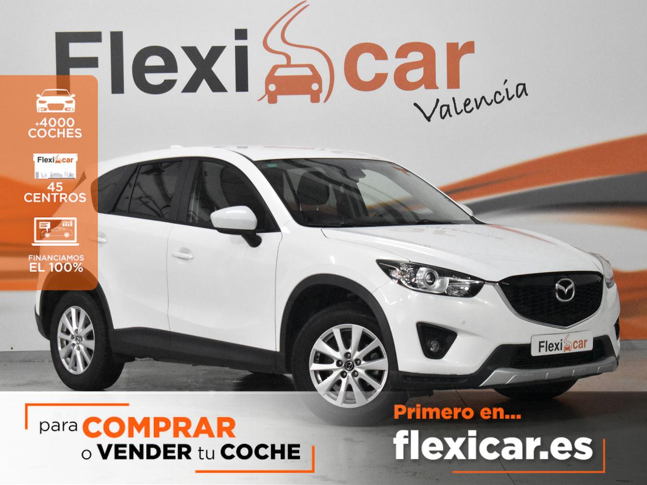 Mazda CX-5 ocasión segunda mano 2013 Diésel por 15.490€ en Barcelona