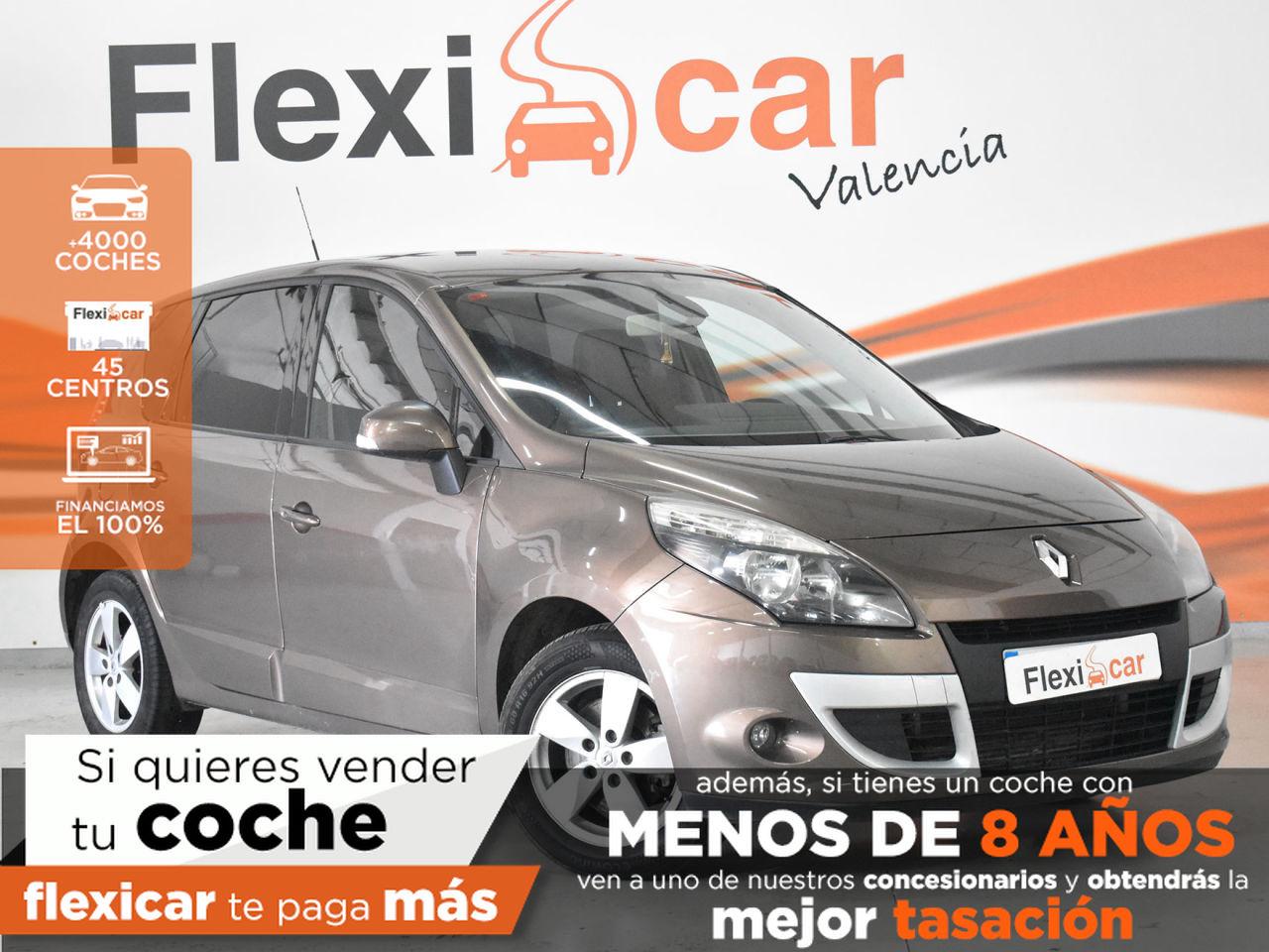Renault Scénic ocasión segunda mano 2011 Diésel por 8.990€ en Barcelona