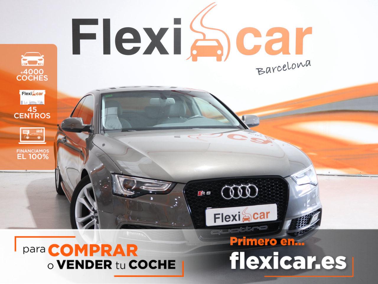 Audi A5 ocasión segunda mano 2013 Diésel por 20.990€ en Barcelona