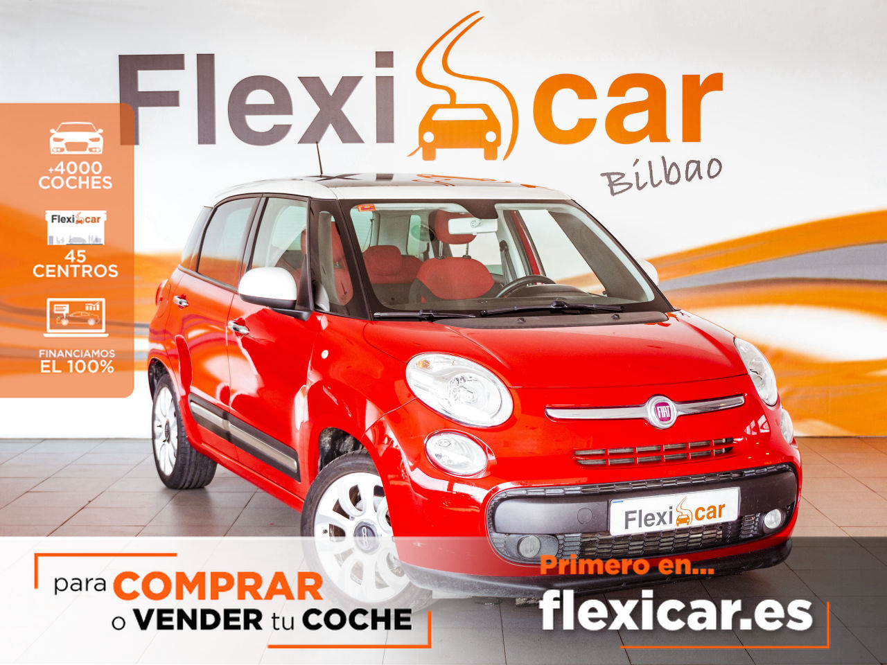Fiat 500L ocasión segunda mano 2012 Diésel por 9.490€ en Barcelona