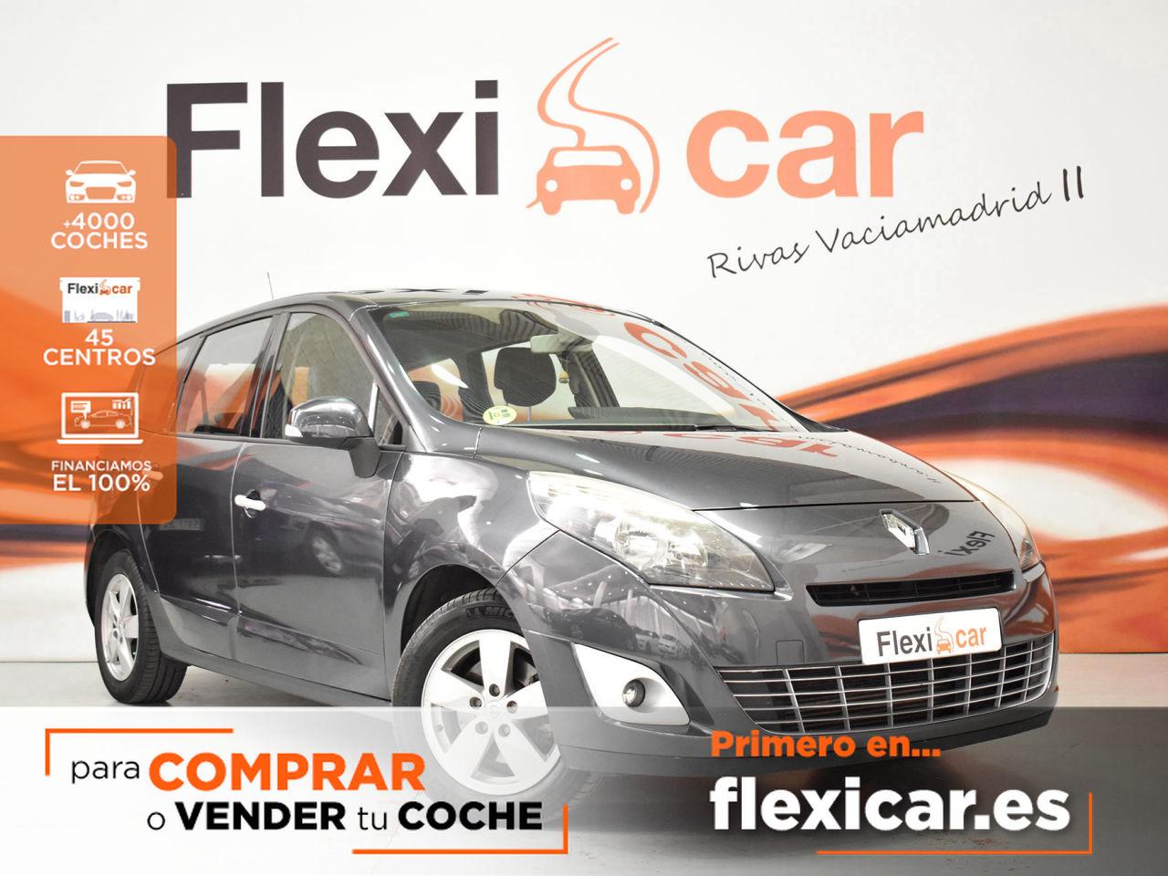 Renault Grand Scénic ocasión segunda mano 2011 Diésel por 8.990€ en Huelva