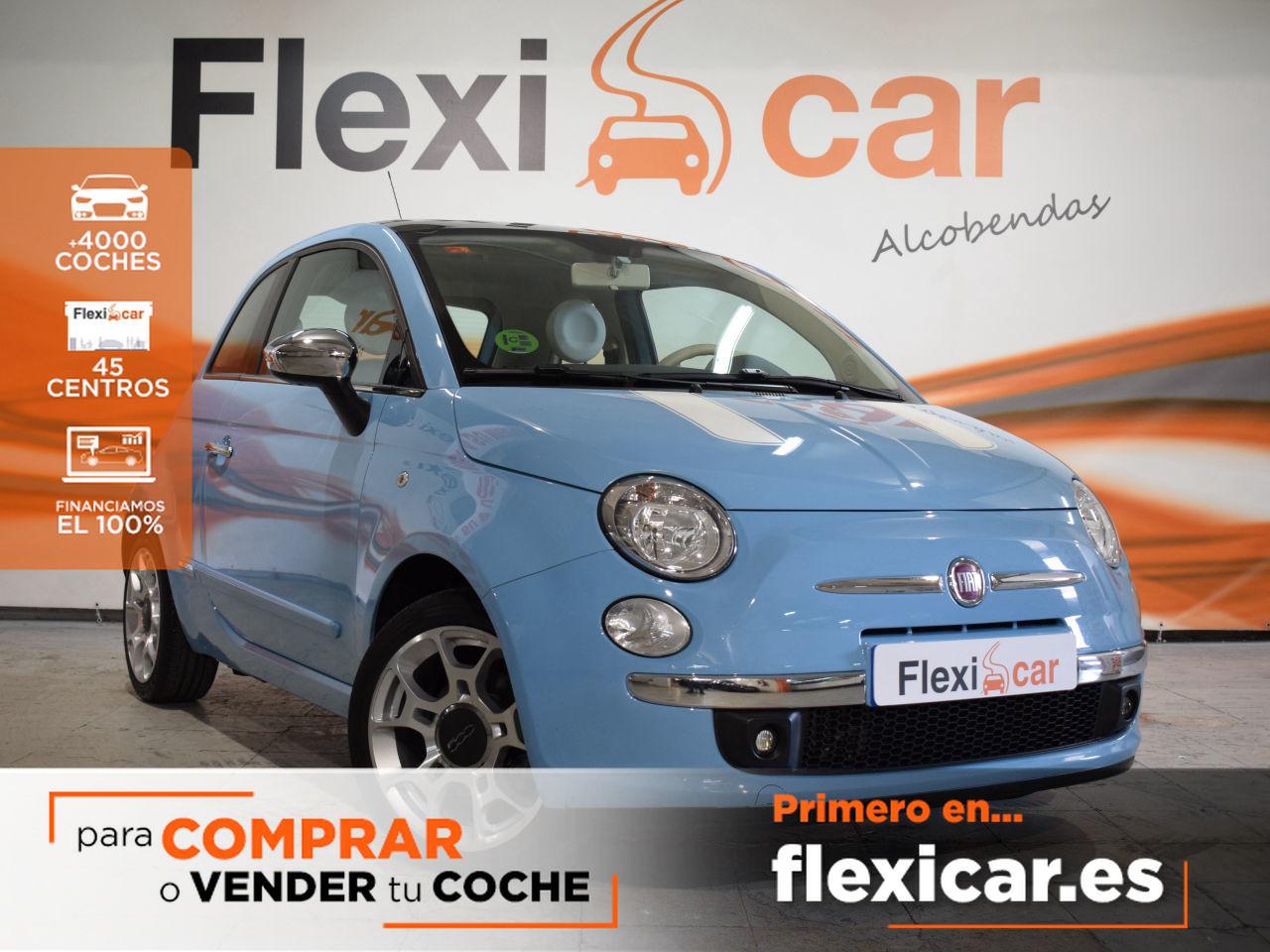 Fiat 500 ocasión segunda mano 2011 Gasolina por 8.990€ en Madrid