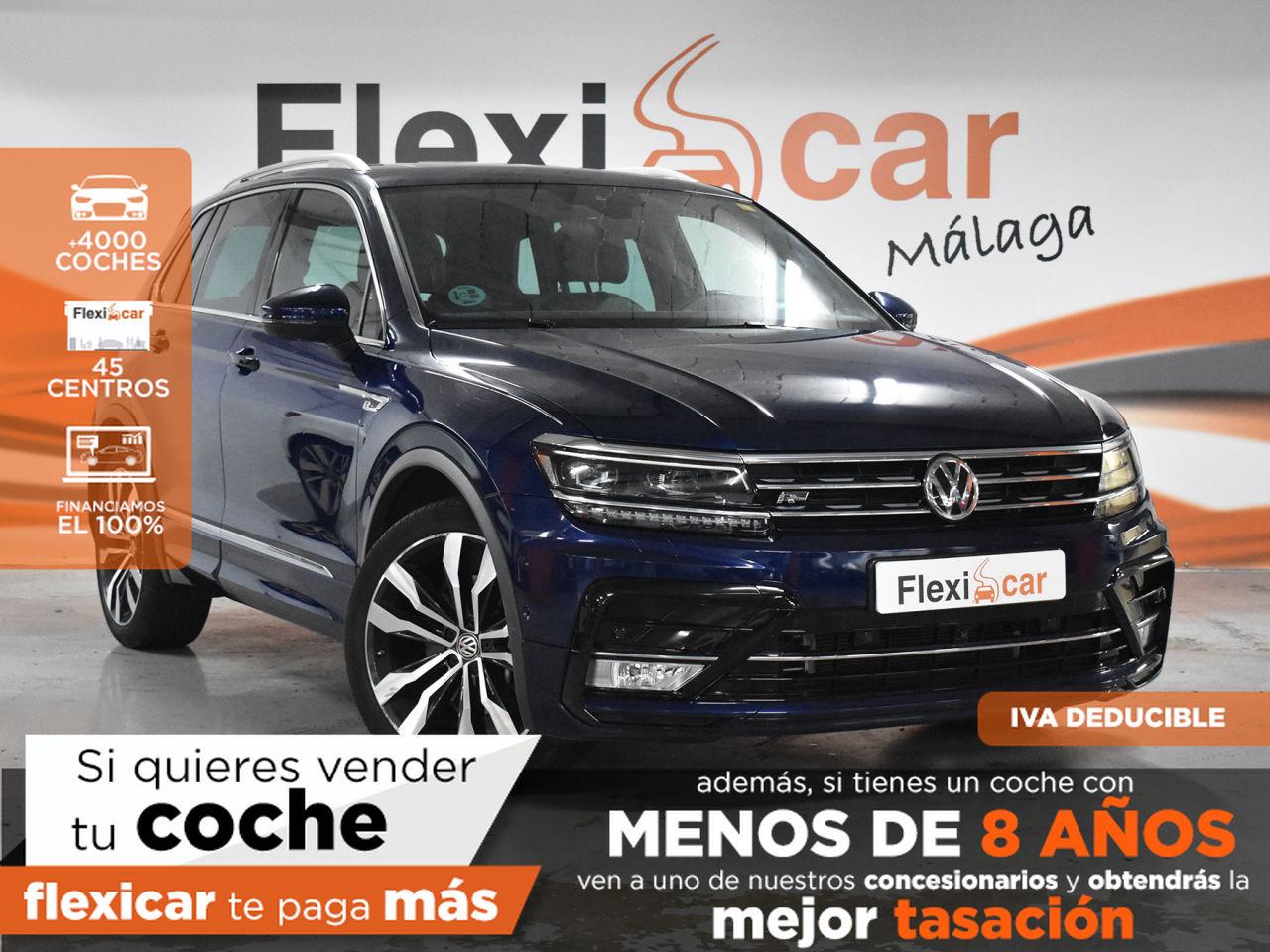Volkswagen Tiguan ocasión segunda mano 2017 Gasolina por 36.990€ en Barcelona