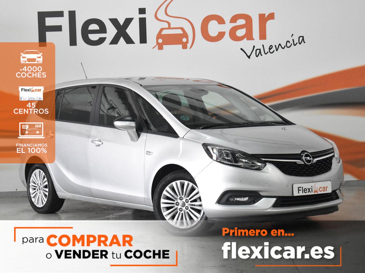 Opel Zafira  Tourer    ocasión segunda mano 2018 Diésel por 16.490€ en Barcelona
