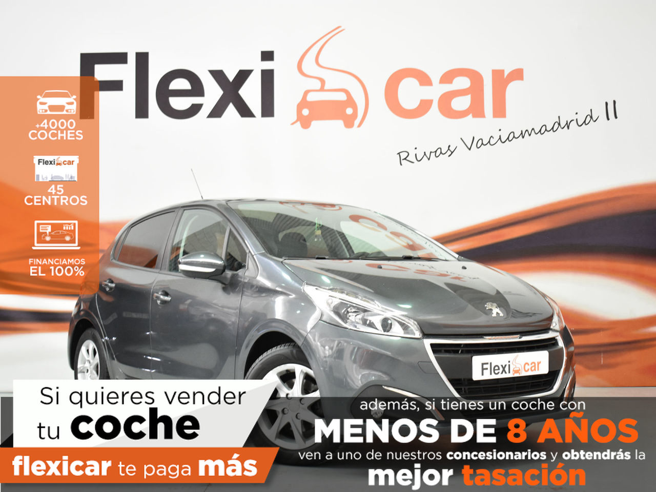 Peugeot 208 ocasión segunda mano 2016 Gasolina por 10.990€ en Huelva