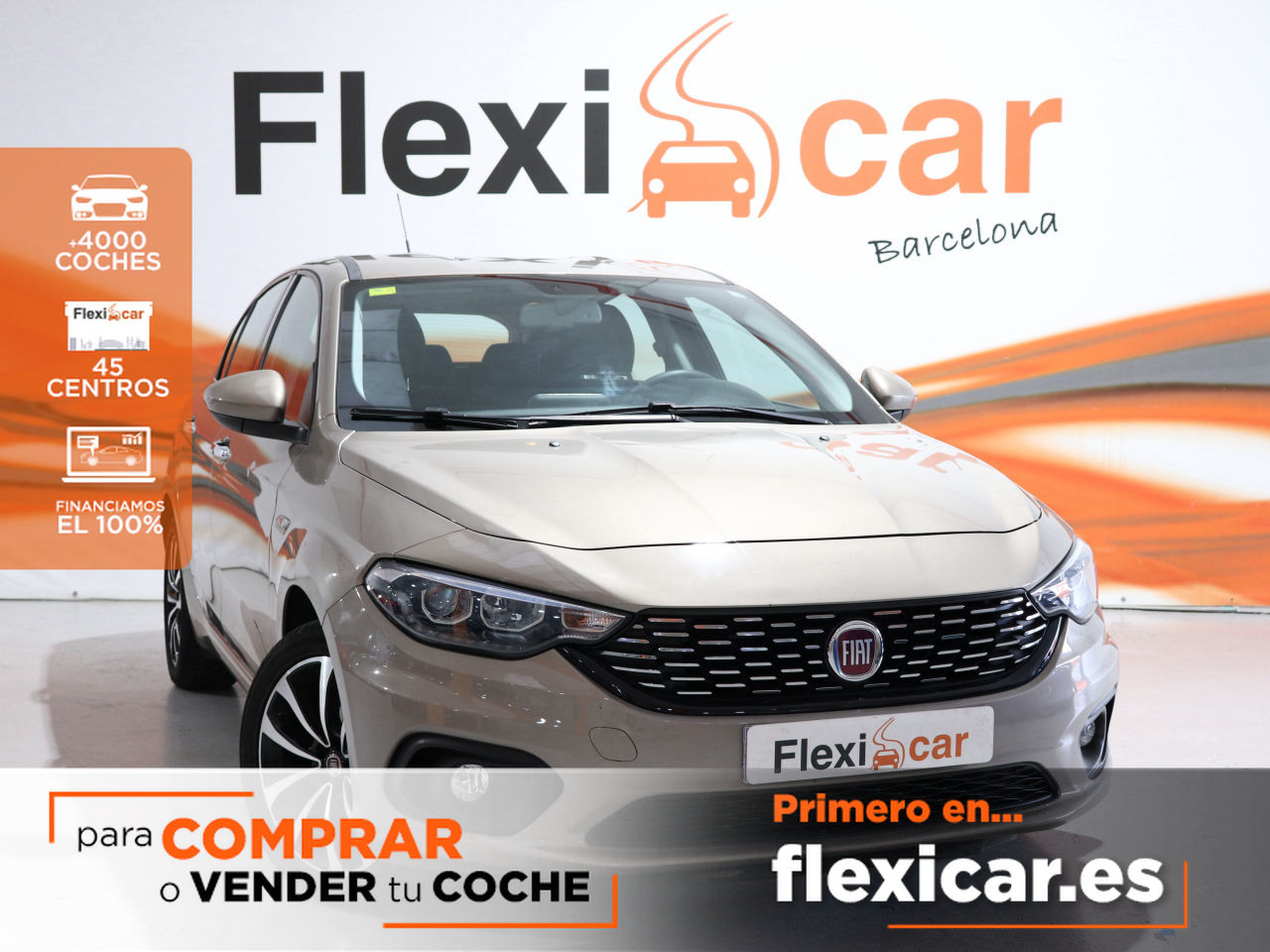 Fiat Tipo ocasión segunda mano 2017 Gasolina por 11.990€ en Barcelona