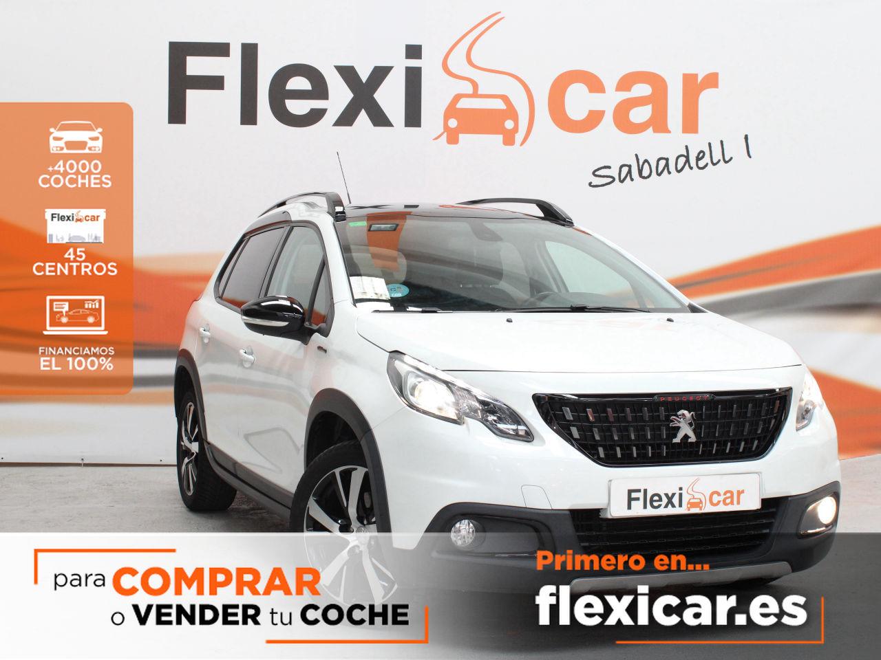 Peugeot 2008 ocasión segunda mano 2016 Gasolina por 13.990€ en Barcelona