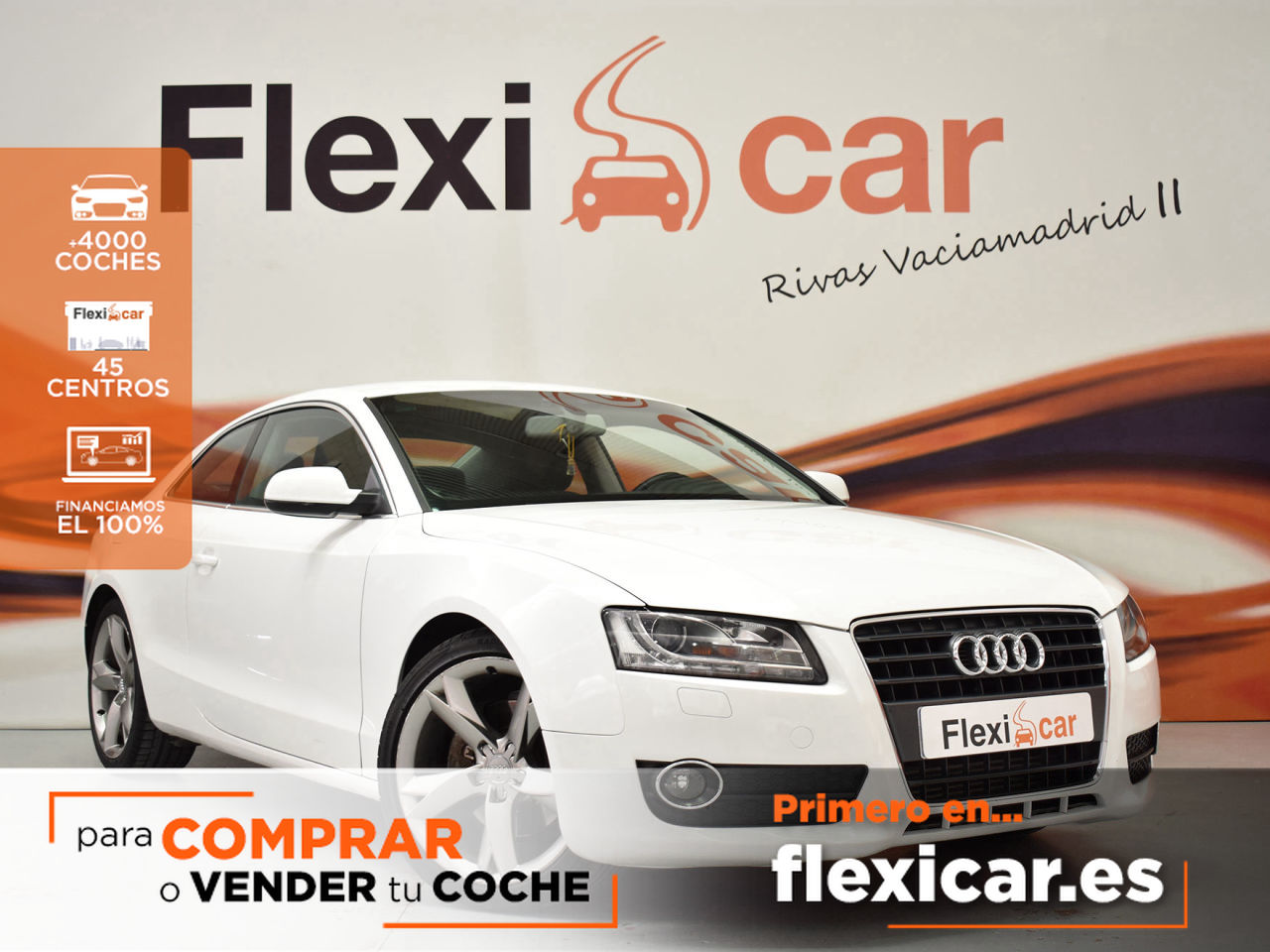 Audi A5 ocasión segunda mano 2009 Gasolina por 14.990€ en Huelva