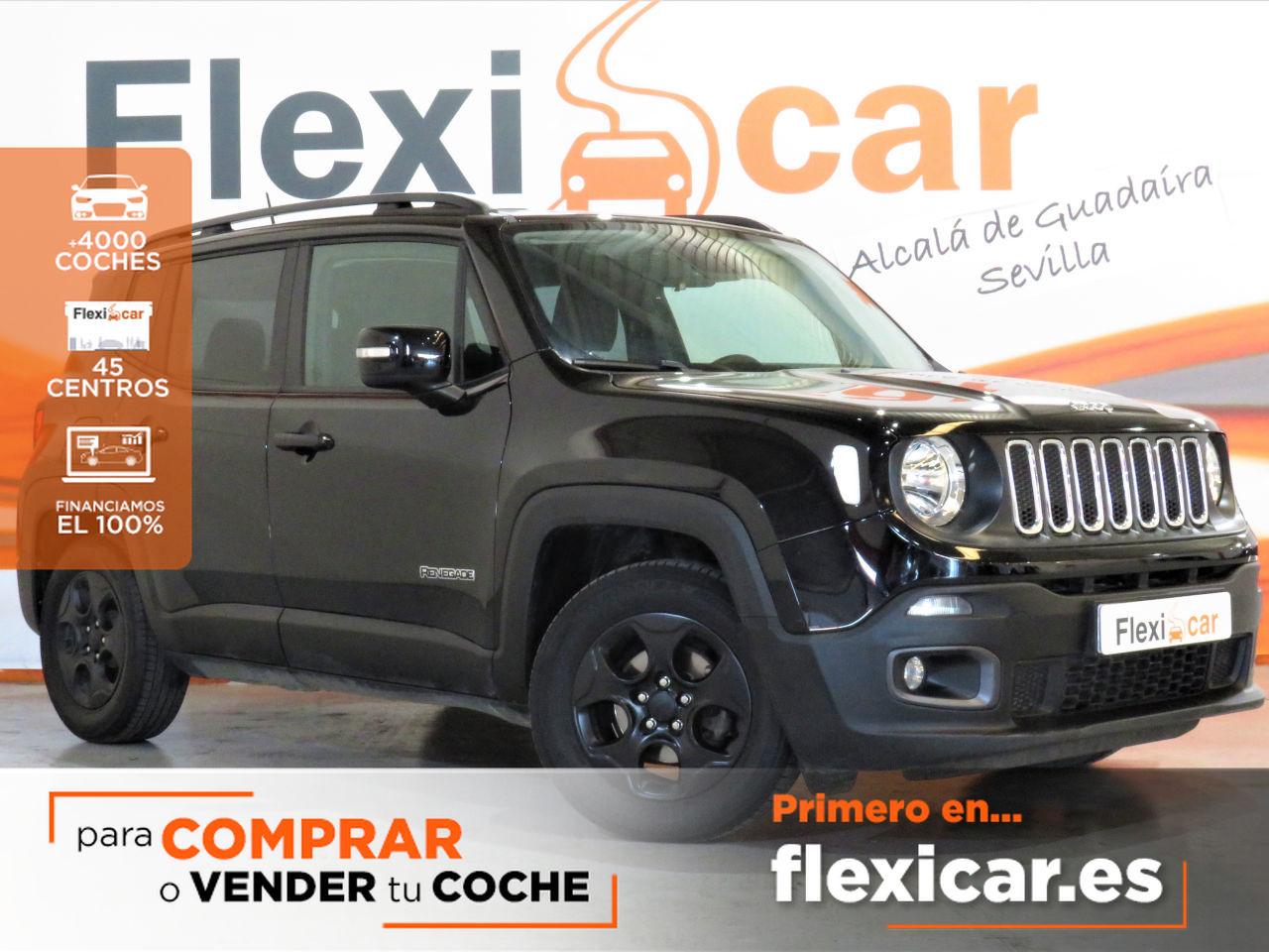 Jeep Renegade ocasión segunda mano 2017 Gasolina por 16.990€ en Barcelona