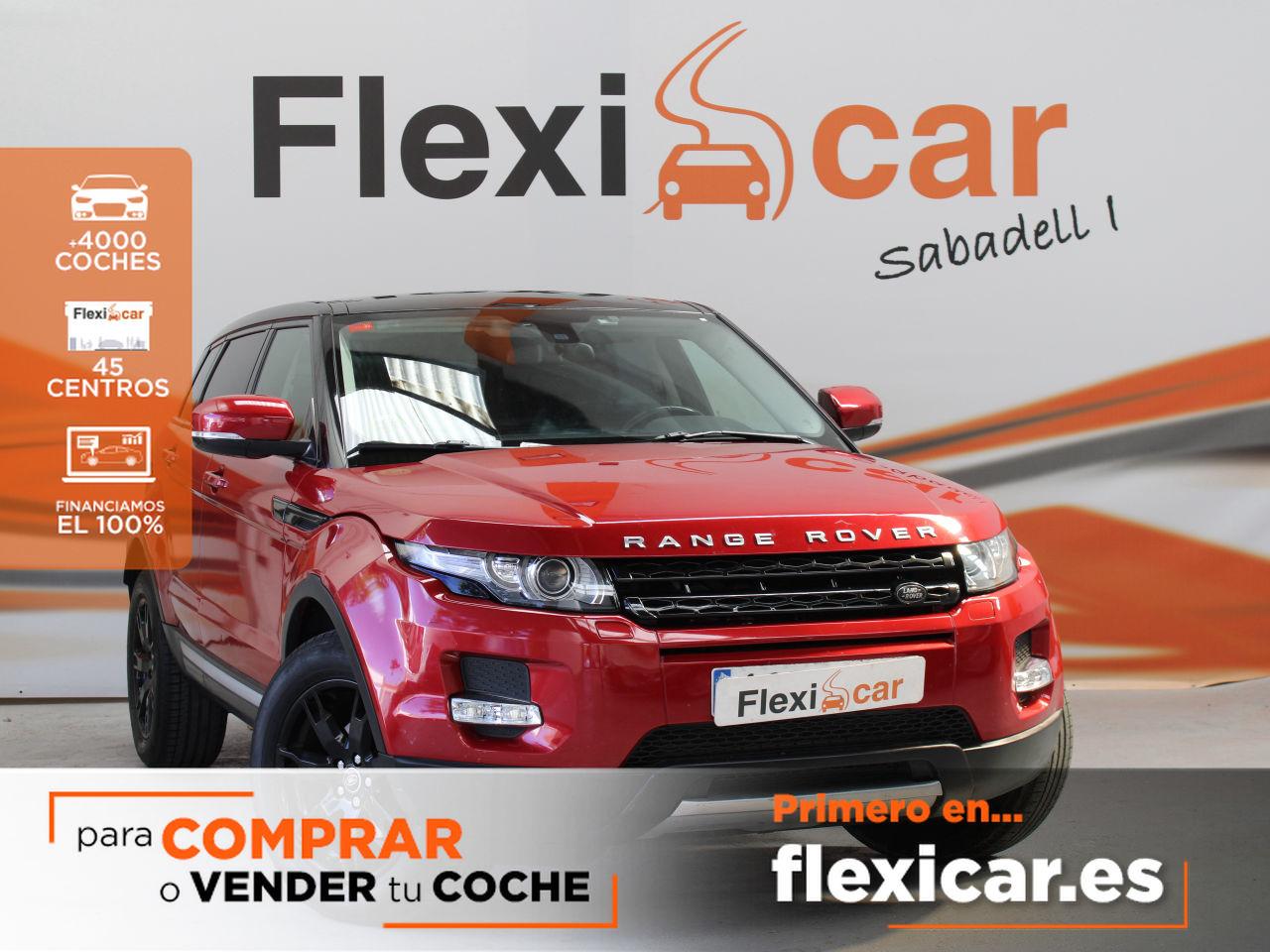 Land Rover Range Rover Evoque ocasión segunda mano 2013 Diésel por 20.490€ en Barcelona