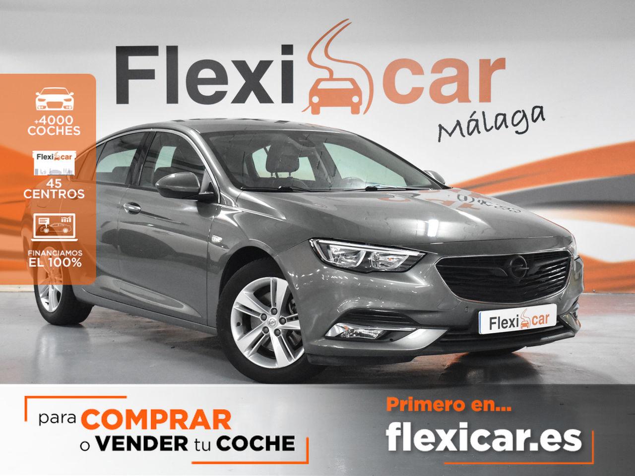 Opel Insignia  ocasión segunda mano 2018 Diésel por 16.990€ en Barcelona